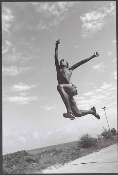 WALTER IOOSS   Untitled #1, Cuba, 1999