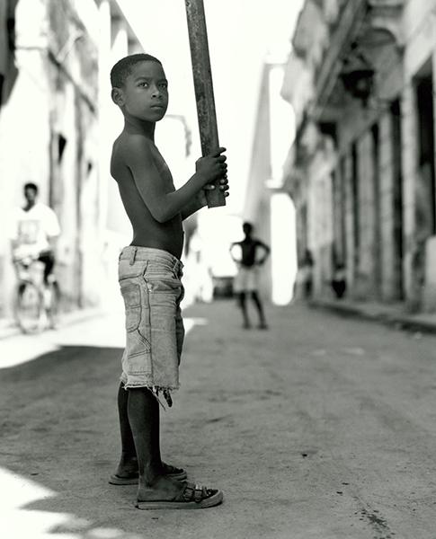 WALTER IOOSS   Untitled #5, Cuba, 1999