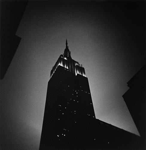 MICHAEL KENNA   Empire State Building, Study 4, New York, New York, 2007