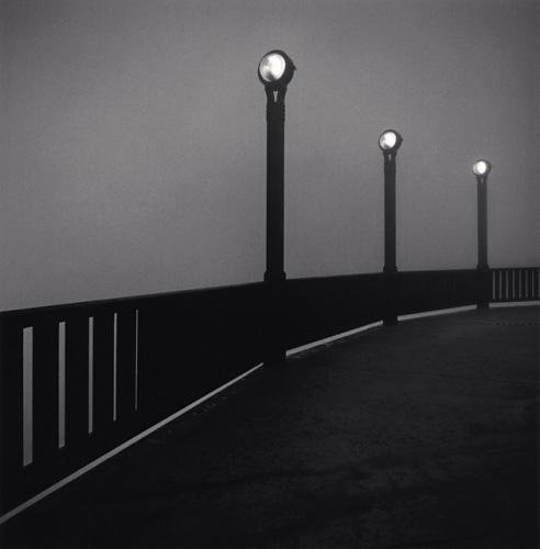 MICHAEL KENNA   Golden Gate Bridge, Study 5, San Francisco, California, 1989