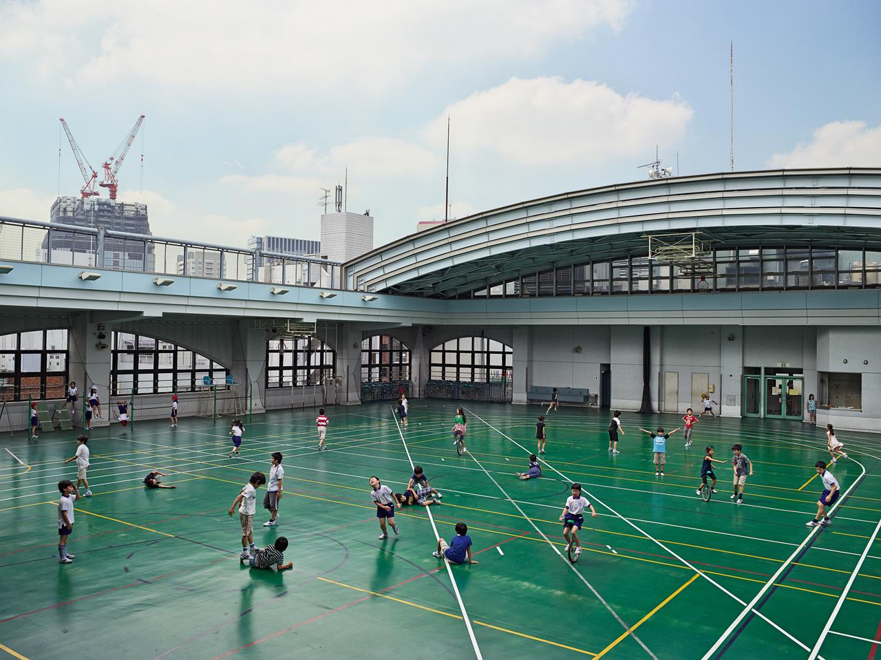 JAMES MOLLISON,  Shohei Elementary School, Tokyo, Japan , September 8, 2011