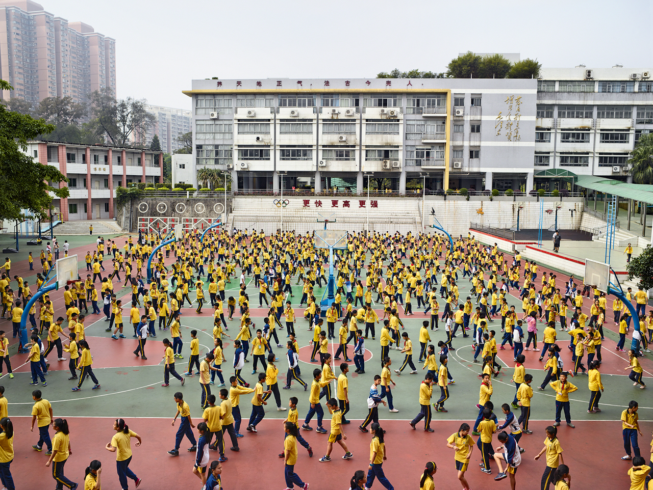 JAMES MOLLISON,  Affiliated Primary School of South China Normal University, Guangzhou, China,  June 13, 2014