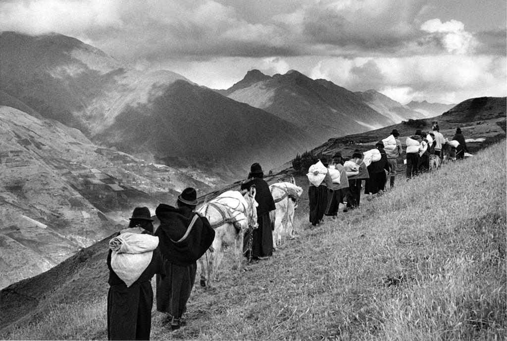 SEBASTIÃO SALGADO,  Chimborazo, Ecuador,  1998