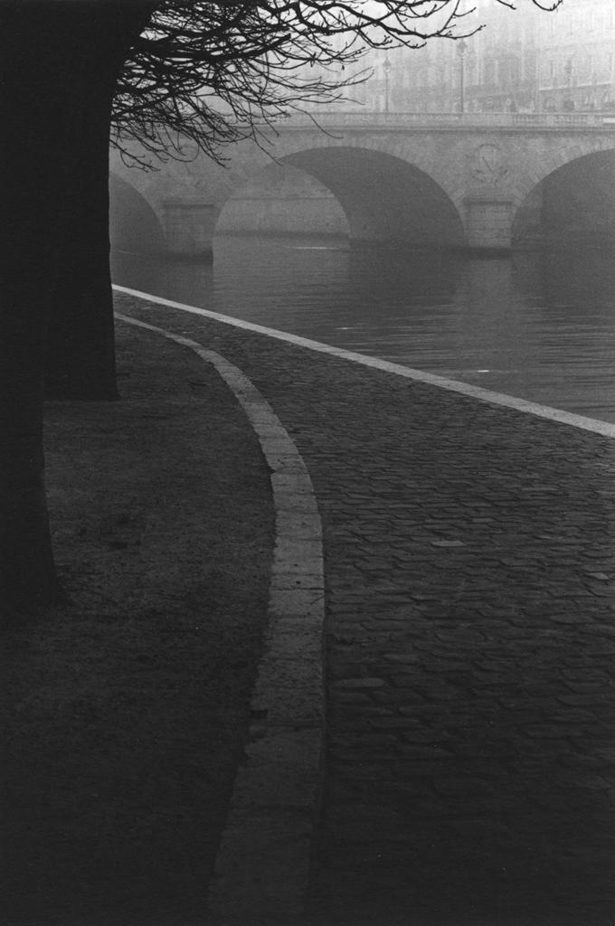 TOMIO SEIKE Quai des Orfevres, Paris, 1992
