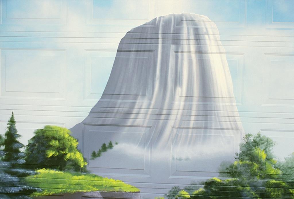 REBECCA NORRIS WEBB Ghost Mountain, Faith, South Dakota (from the series My Dakota), 2009