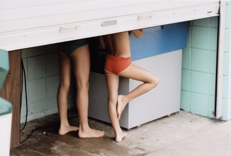 MARK COHEN,  Untitled (Young Limbs), Harvey's Lake, Pennsylvania,  1981