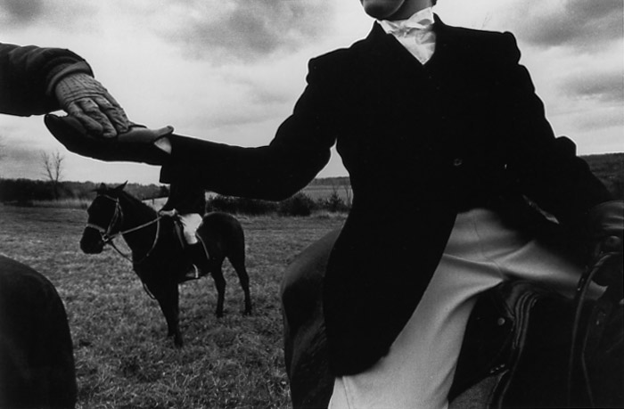 MARK COHEN,  Untitled (Headless Horseman) , 1967
