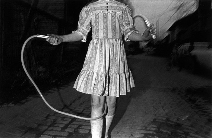 MARK COHEN,  Untitled (Jump Rope) , 1975