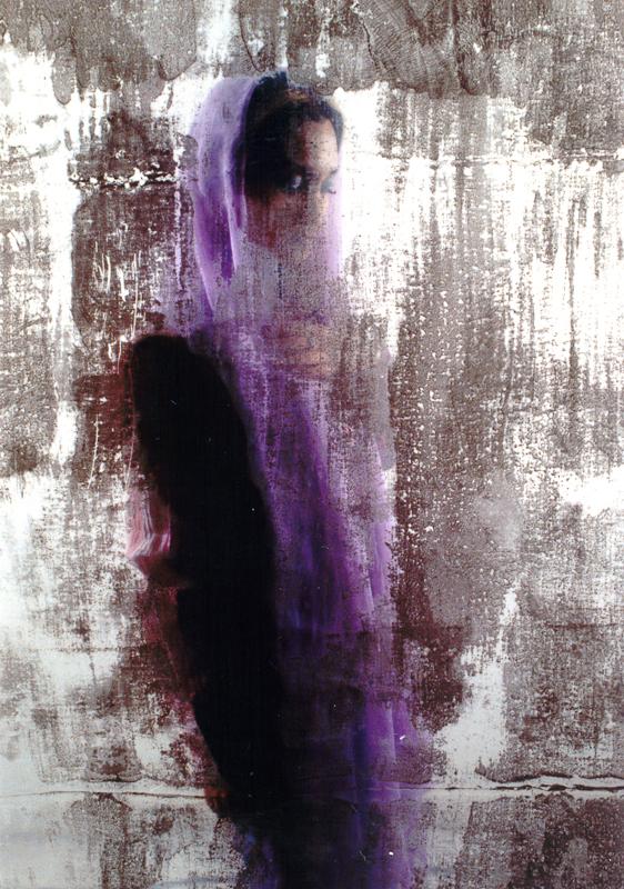 SHADI GHADIRIAN Be Colorful, 2002