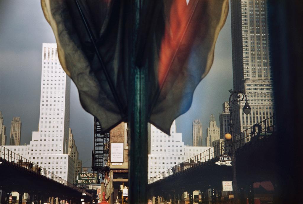 ERNST HAAS,  New York City,  1952