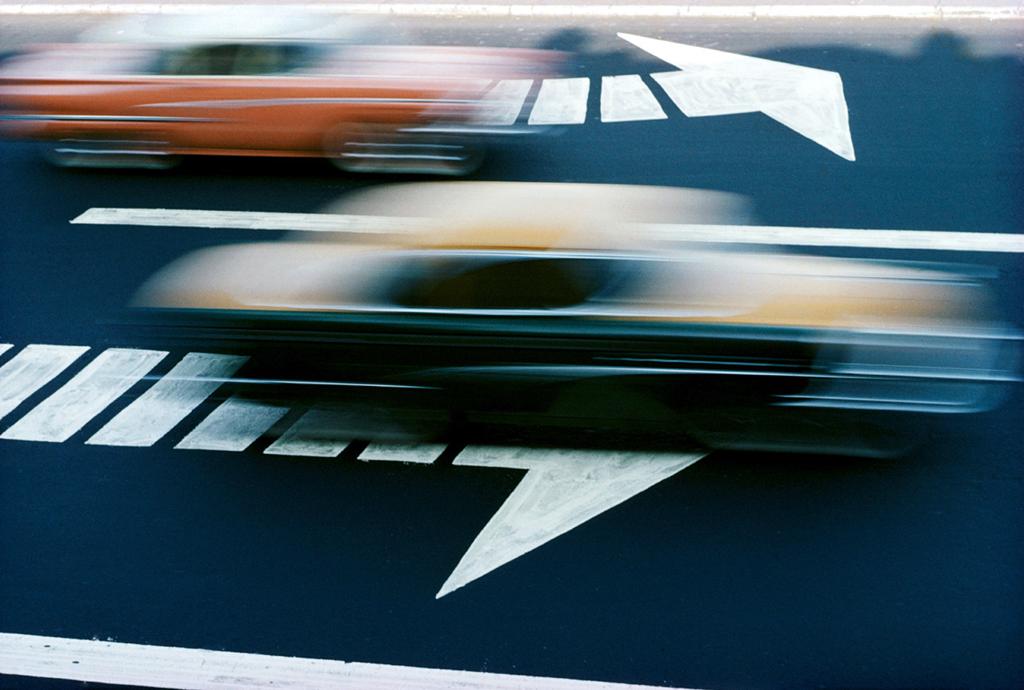 ERNST HAAS,  New York City,  1963