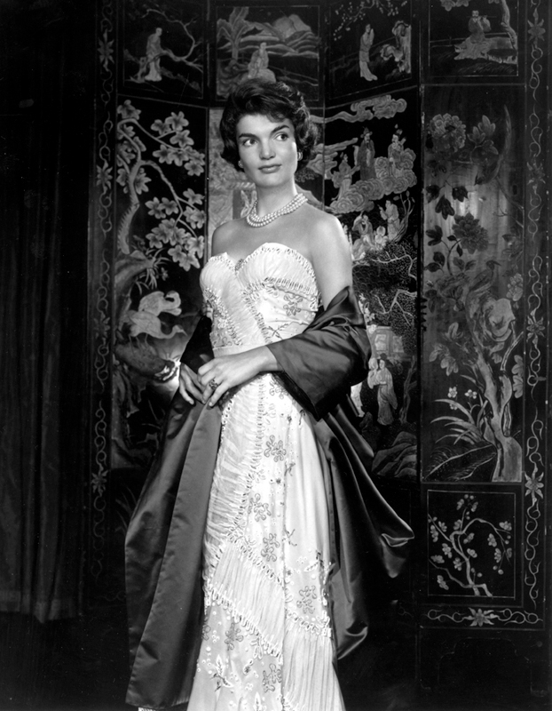 YOUSUF KARSH,  Jacqueline Kennedy , 1957