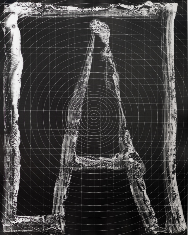 GYÖRGY KEPES Target A (II), 1980