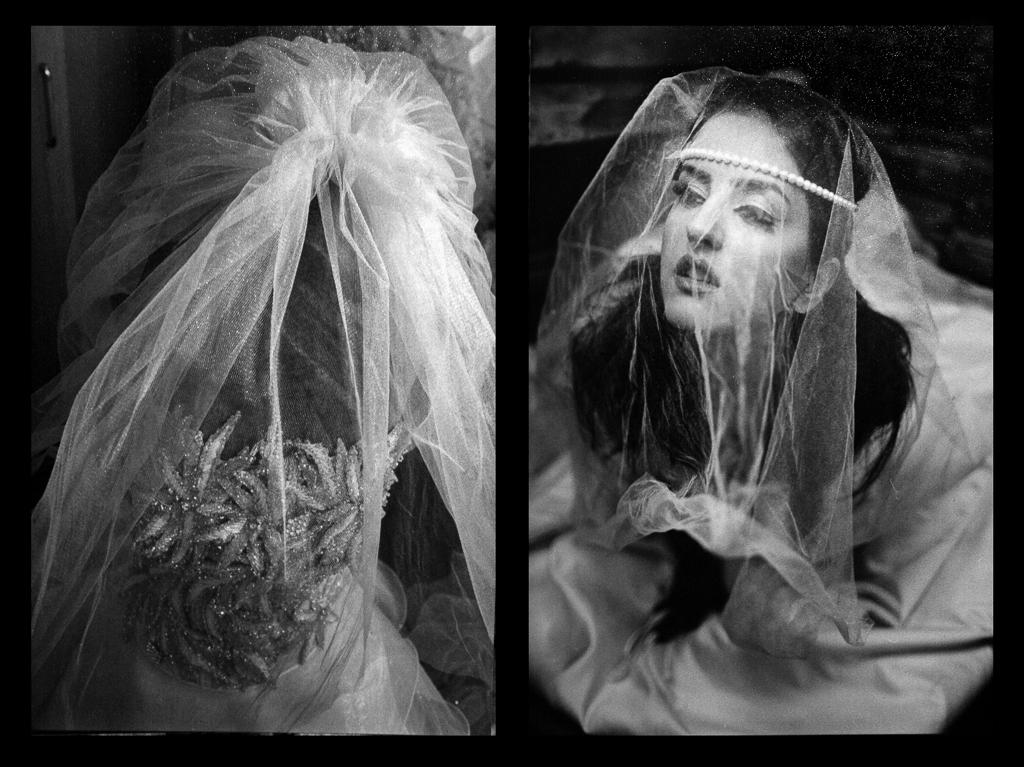 TAHMINEH MONZAVI,  Brides of Mokhber al-Dowleh , 2012