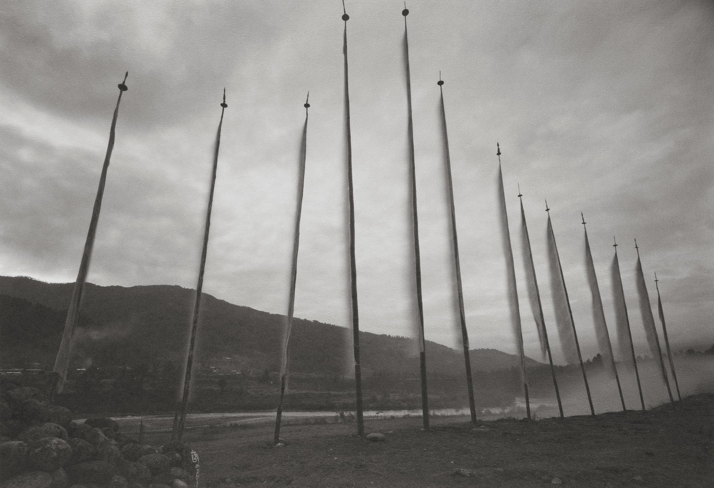 KENRO IZU, Bhutan #2 , 2002