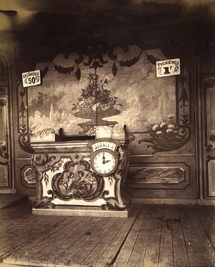 EUGENE ATGET,  Fete du Trone , 1924