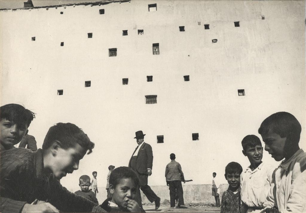 HENRI CARTIER-BRESSON,  Madrid, Spain,  1933