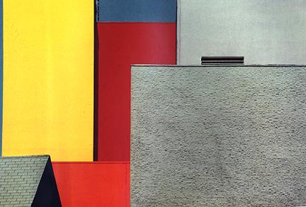 FRANCO FONTANA Urban Landscape, Los Angeles,1990-2002