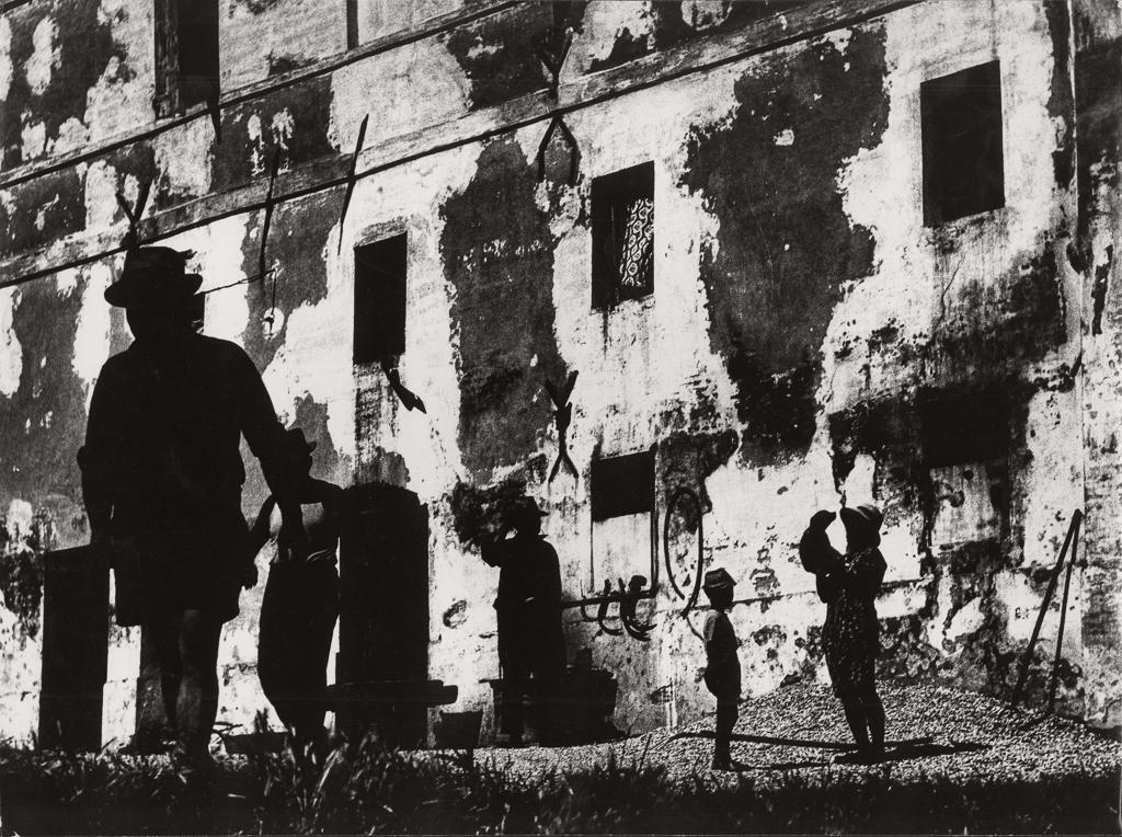 MARIO GIACOMELLI,  La Buona Terra 208 ,1964-65