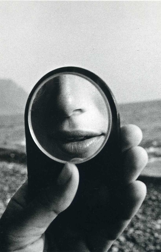 RALPH GIBSON,  M.J. in Little Mirror (37A),  1973