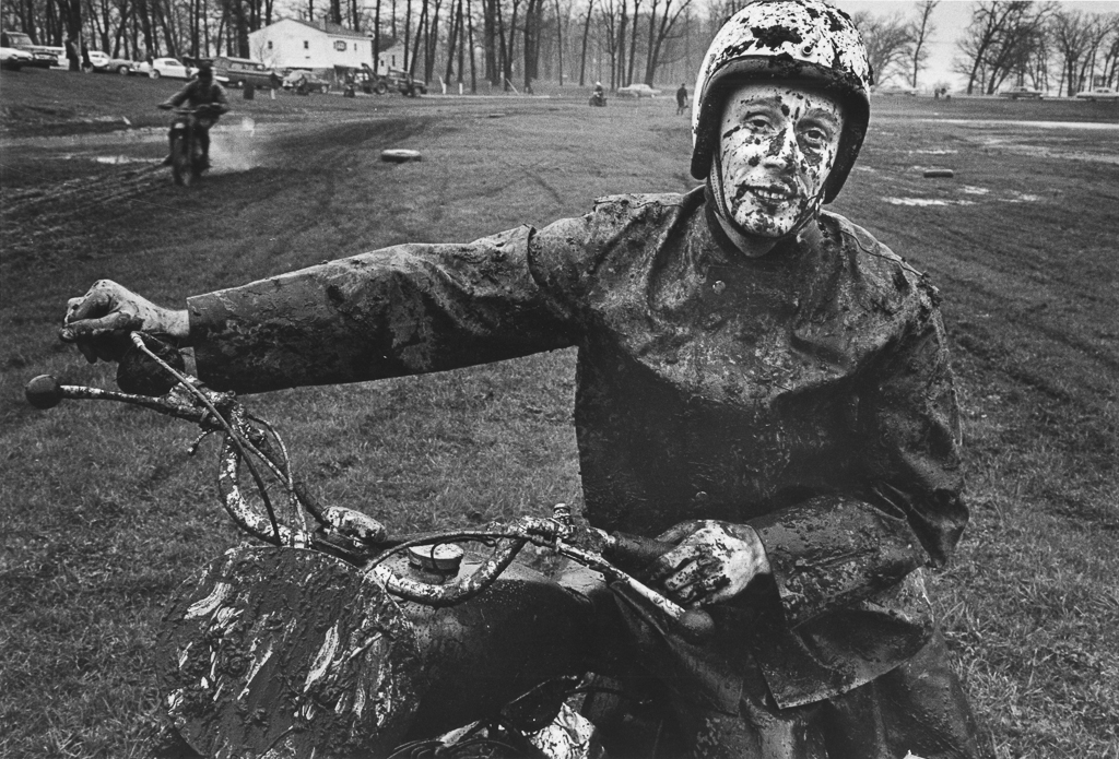 DANNY LYON,  Racer,   Schereville, Indiana,  1965