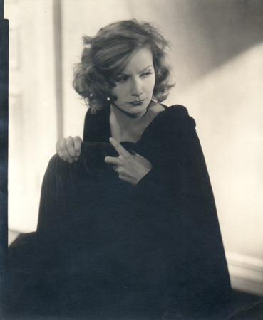 EDWARD STEICHEN,  Greta Garbo ,  Hollywood, California,  1928