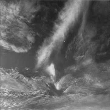 EDWARD STEICHEN,  Clouds ,  Monhegan, Maine,  1964
