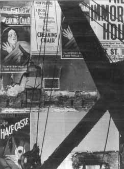 RALPH STEINER,  Creaking Chair , c. 1920s