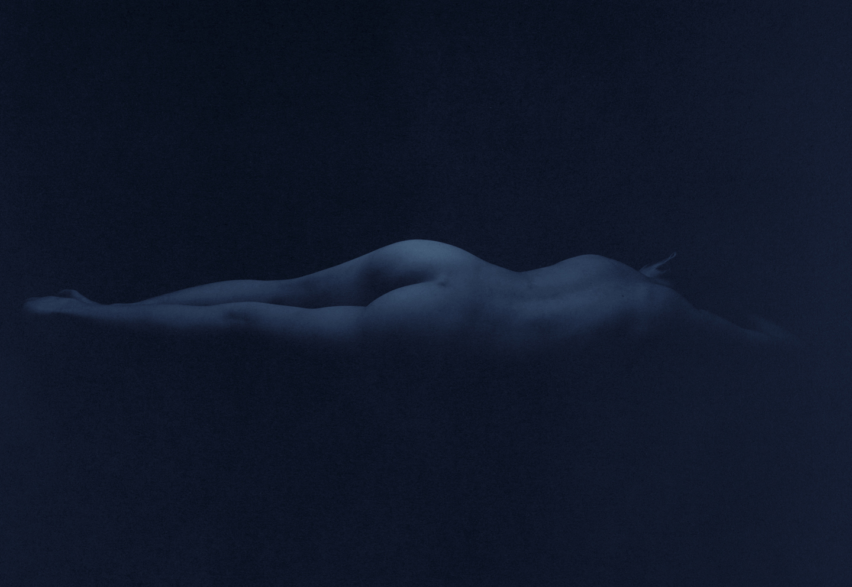 KENRO IZU,  Blue #1063B , 2004