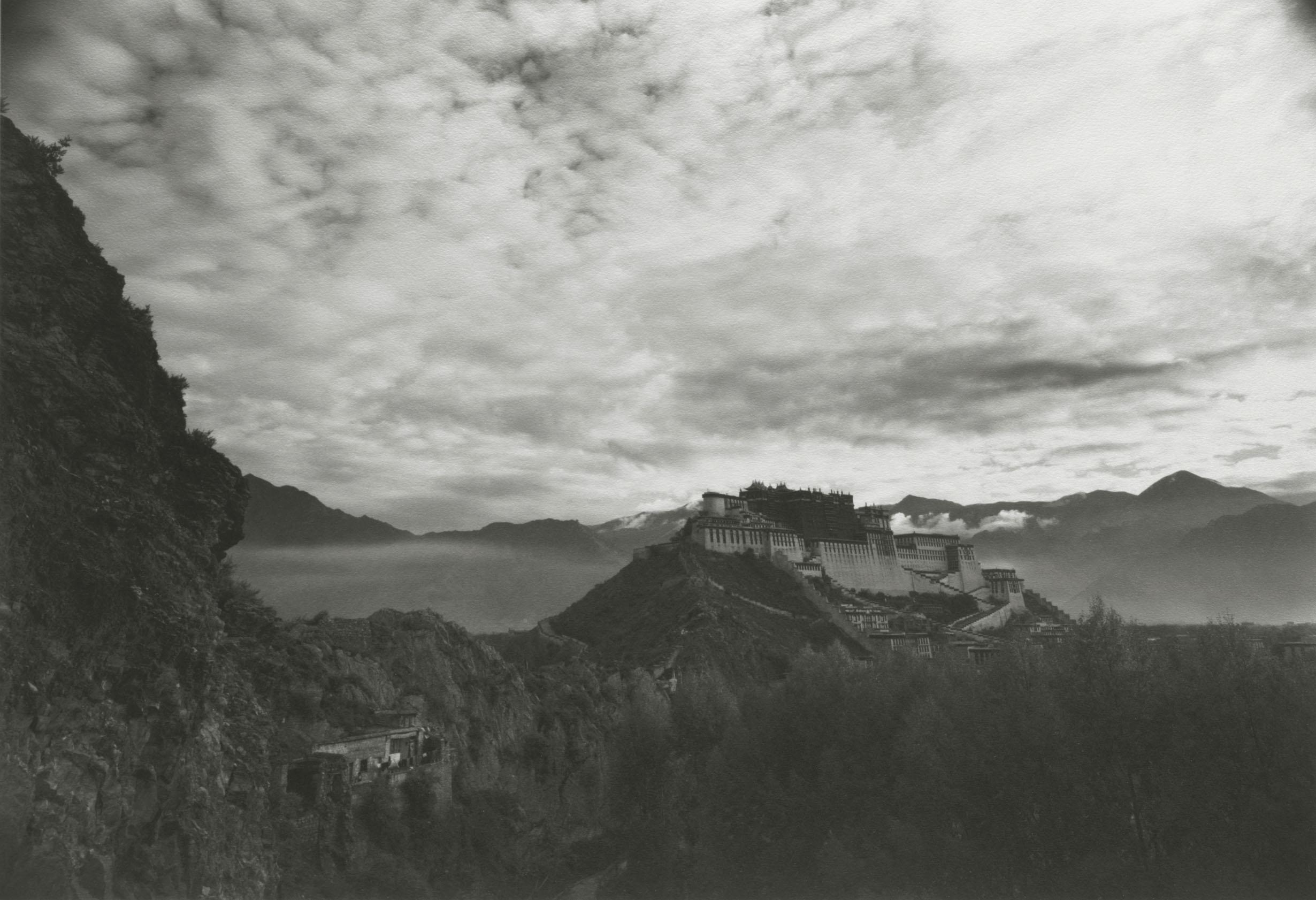 KENRO IZU,  Tibet #13 , 1999