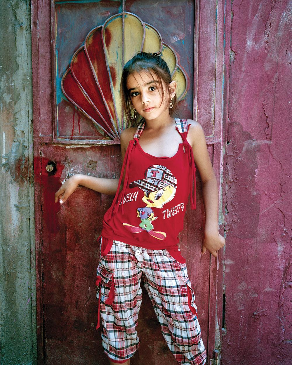 RANIA MATAR,  Alia 9, Bourj El Barajneh Refugee Camp, Beirut, Lebanon , 2011