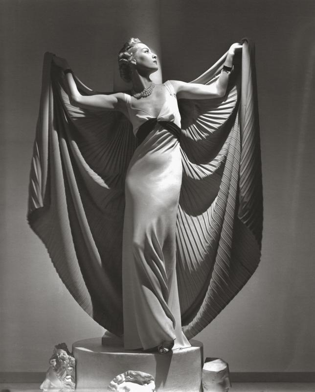 HORST P. HORST, Helen Bennett, Cape , 1936