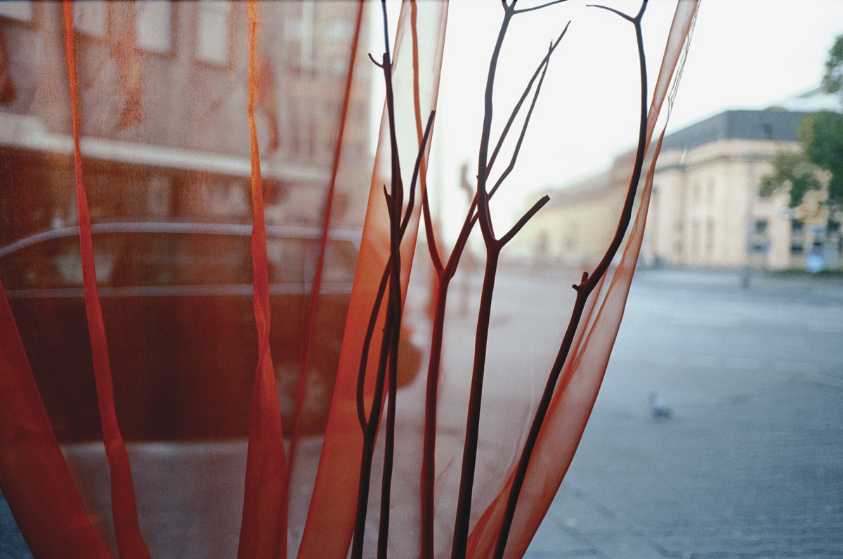JESSICA BACKHAUS,  Discovery at the Savoy   (What Still Remains) , 2005