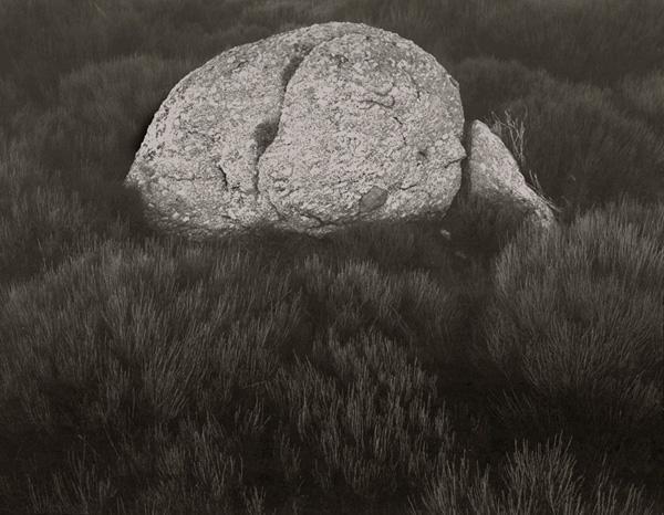 KOICHIRO KURITA,  Rock on Gonet, Lozere, France,  1996