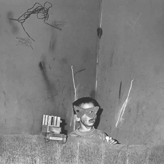 ROGER BALLEN,  Skew Mask, 2001