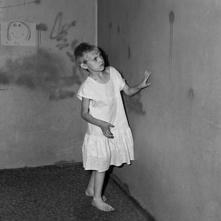 ROGER BALLEN,  Girl in White, 2002