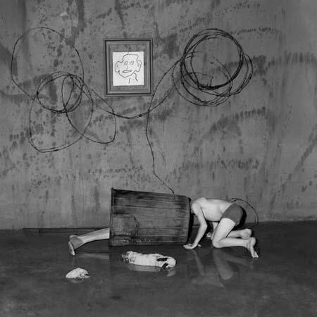 ROGER BALLEN,  Scavenging, 2004