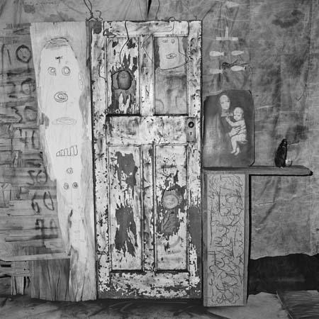 ROGER BALLEN,  Peeling Door, 2007