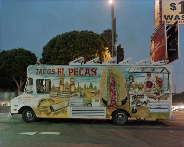 Jim Dow, El Pecas, Boyle Heights, Los Angeles, CA 2008