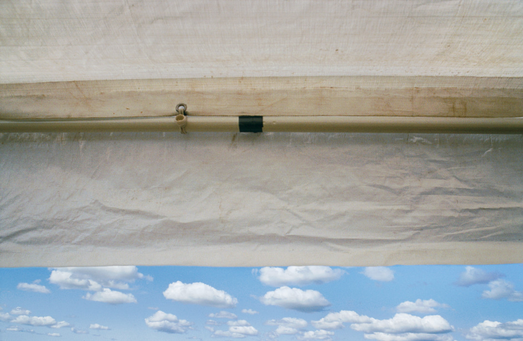 REBECCA NORRIS WEBB,  The Sky Below,  2005-2011
