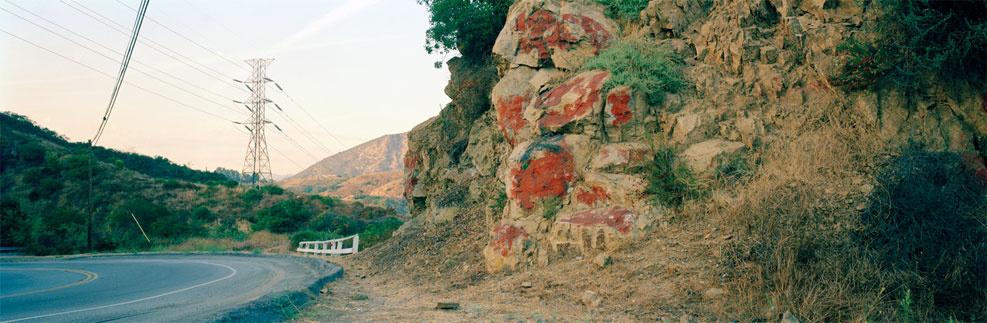 Near Cahuenga Pass