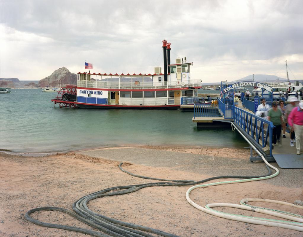 Wahweap Marina, Lake Powell, Arizona
