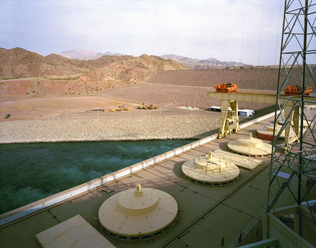 Davis Dam, Arizona/Nevada