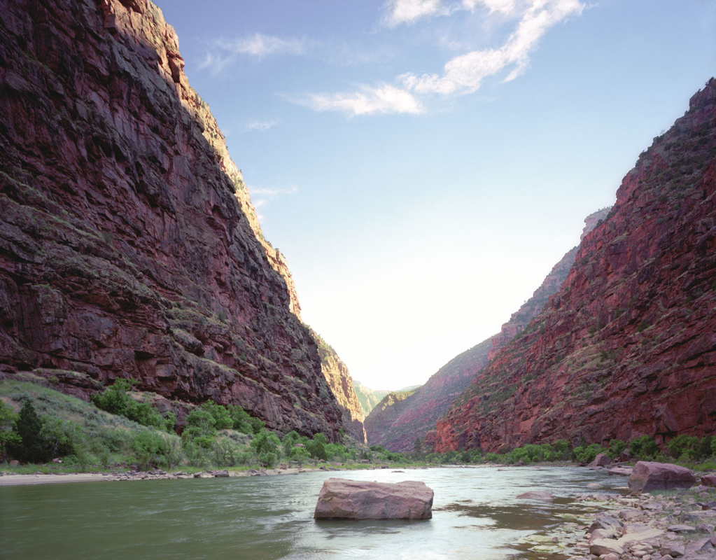 Lodore Canyon, Colorado