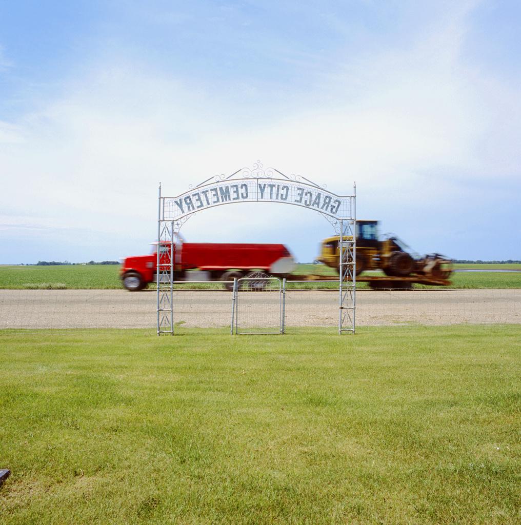 Grace City, North Dakota