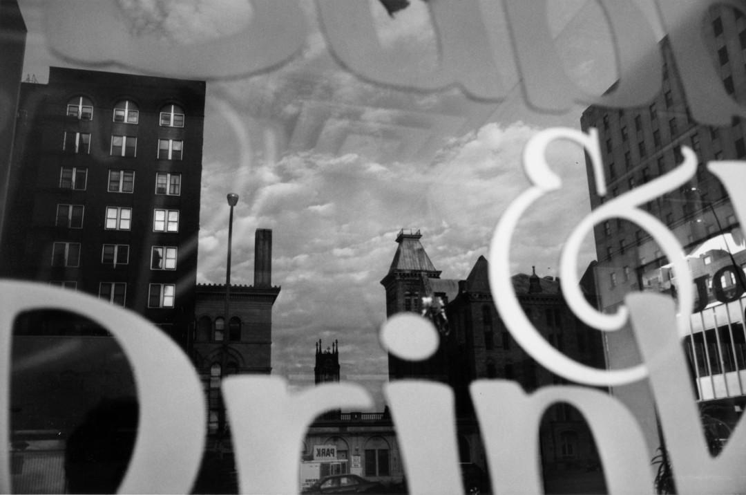 ALEX WEBB,  Memory City, Rochester, New York,  2012