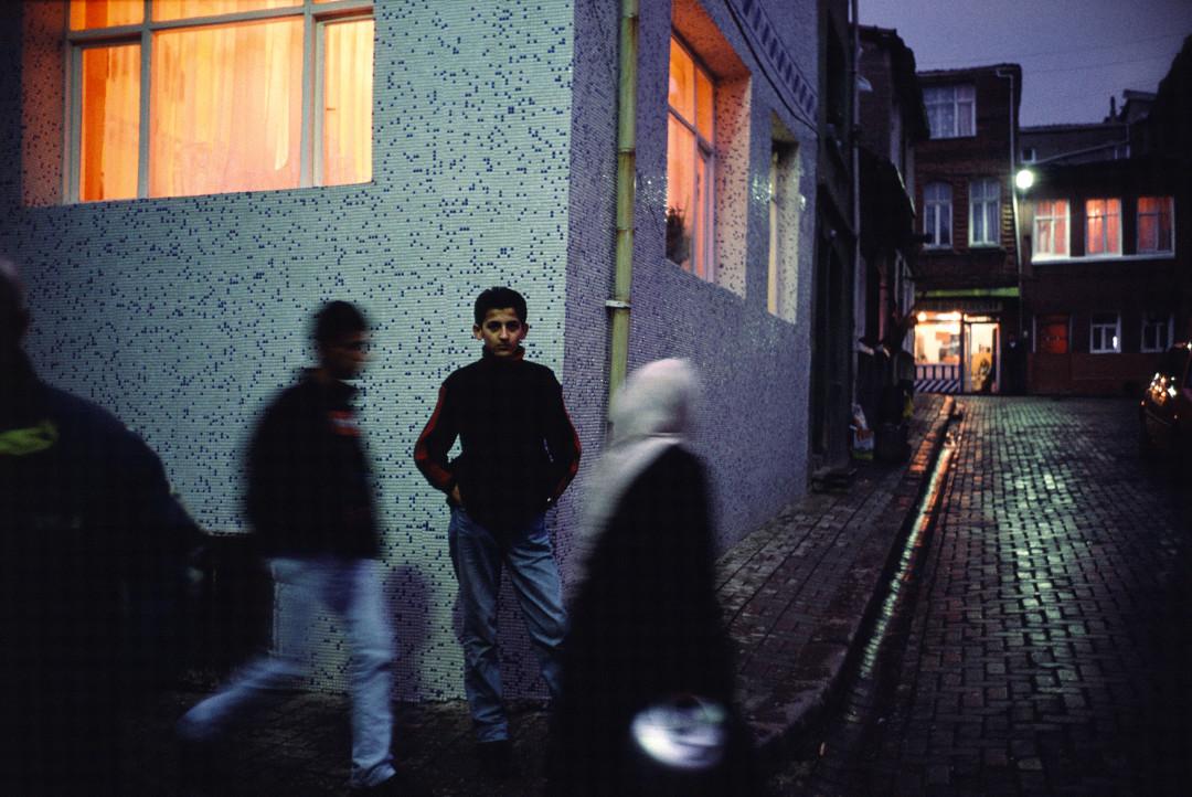 ALEX WEBB,  Istanbul: City of 100 Names,  2001