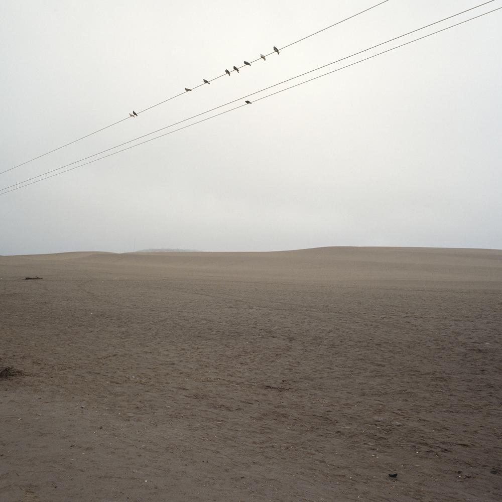 MAGDA BIERNAT,  The Other Side #14,  2013