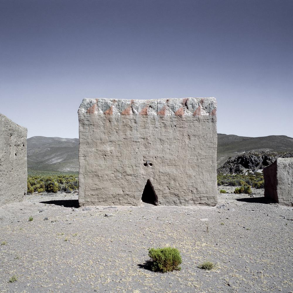 MAGDA BIERNAT,  Chullpas #7,  2013