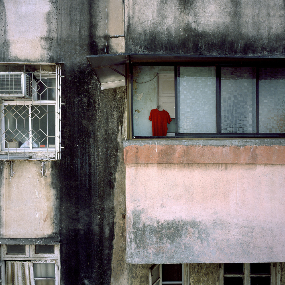 MAGDA BIERNAT,  Inhabited #5,  2008